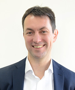 Simon Nugent, Chief Executive Officer
